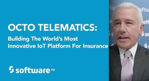 OCTO Telematics: Building the world's most innovative IoT platform for insurance