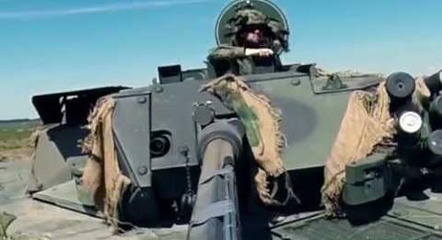 Polish Army GEP@RD 14 FTX Rosomak IFV