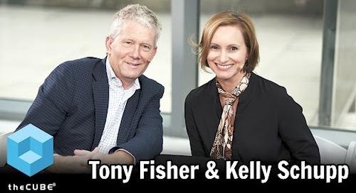 Tony Fisher & Kelly Schupp, Zaloni - #BigDataNYC 2016 - #theCUBE