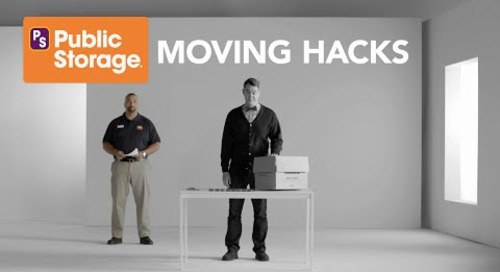 Public Storage: Easy Packing and Moving Hacks