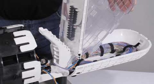 Apex Instructional Video Series: Video 4: Installing Loose Tube Cable into Apex.