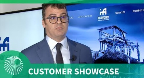 Customer Showcase - IFI Advisory