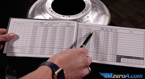 How To Fill Out Your Logbook - MzeroA Flight Training