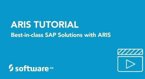 Manage Your Digital Future & Support Best In Class SAP Solutions With ARIS