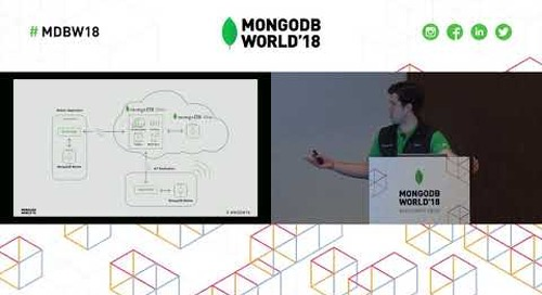 Evolving your Data Access with MongoDB Stitch