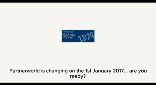 IBM Partnerworld is changing, are you ready?