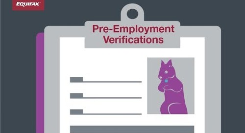 In Search of the Purple Squirrel: Why HR Professionals Need Pre-Employment Verification