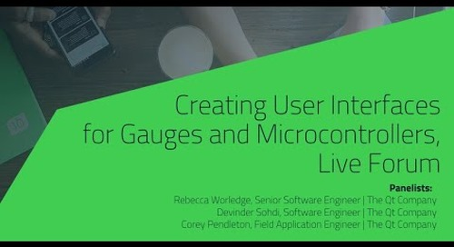 Creating UIs for Gauges & MCUs {On-demand webinar}