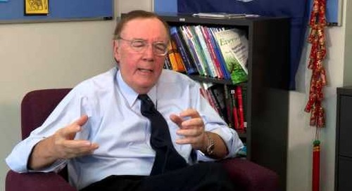 Behind The Book- James Patterson Part 1