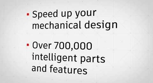 Work Faster with the Mechanical toolset | AutoCAD