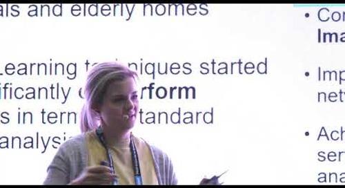 SC19 Lenovo AI Challenge: Mia Siemon on Segmentation for Dietary Assessment Using Deep Learning