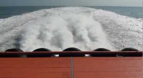 Gulf Craft Hull 471, M/V Aaron S McCall