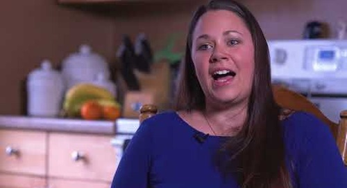 Sarah's Story on Spinal Cord Stimulation