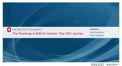 Roadmap to BIM for Owners