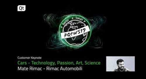 Rimac's journey to creating the electric hypercars of the future