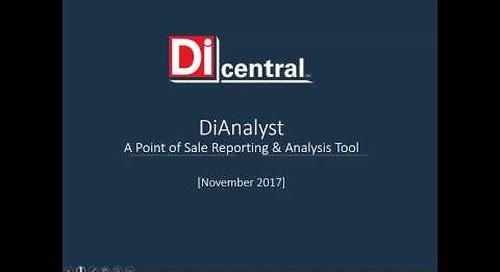 On Call Webinar: Get to know DiCentral's Analyst