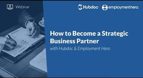 How to Become a Strategic Business Partner