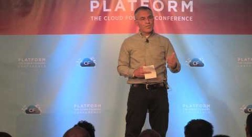 Jumpstart Your Cloud Project with IBM jStart® (Platform: The Cloud Foundry Conference 2013)