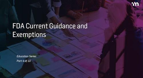 Episode 4: ISO vs. cGMP vs. FDA Requirements