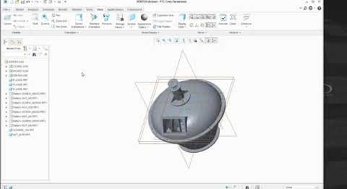 Customizing the Navigator Panel in Creo Parametric
