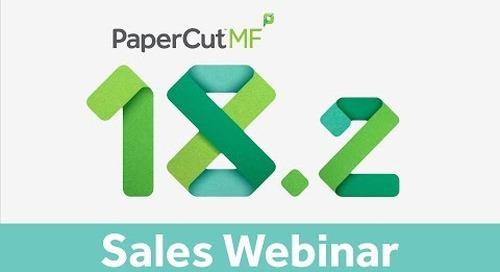 PaperCut 18.2 Job Settings, Job Ticketing & Box.com Updates