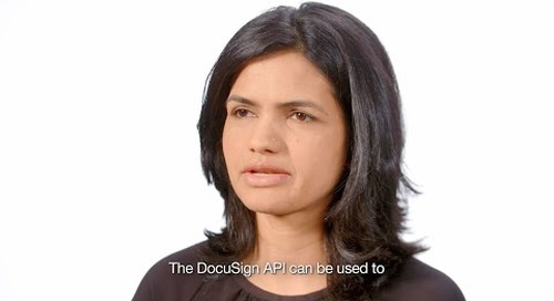 Power of the DocuSign APIs