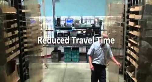 How to Increase Productivity and Efficiency Using Horizontal Carousels