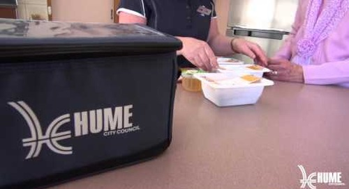 Hume City Council at Work: Delivered Meals Part 1