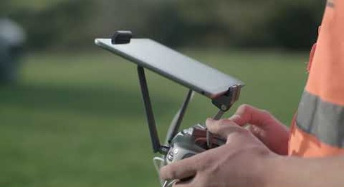 Aerial Mapping - The Surveying Company takes flight