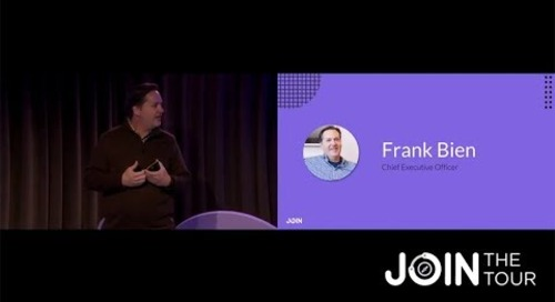 Opening Keynote — Frank Bien