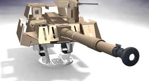 CMI Defence Rosomak WILK Ballistic Protection