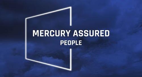 Video:  Mercury Assured: People