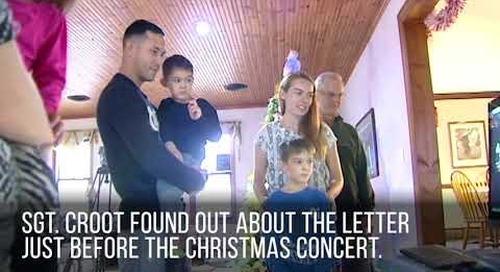Christmas Wish Granted (Dear Santa, Bring Dad Home)