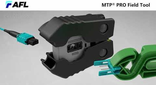 Instruction for MTP PRO Field Tool - AFL