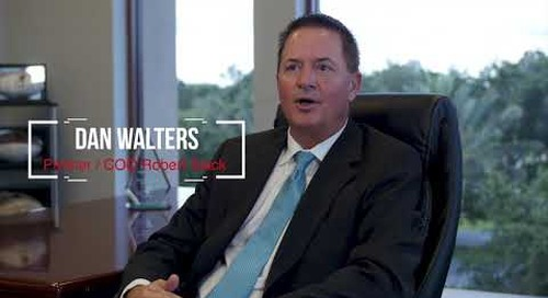 Relationship and support from realtor com Dan Walters