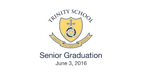 Senior Graduation 2016