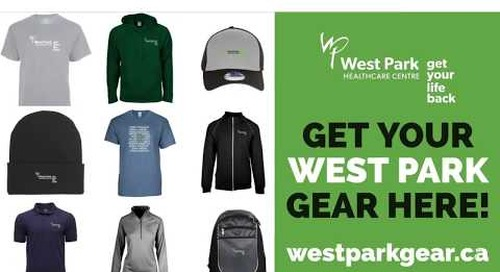 West Park Gear is Here