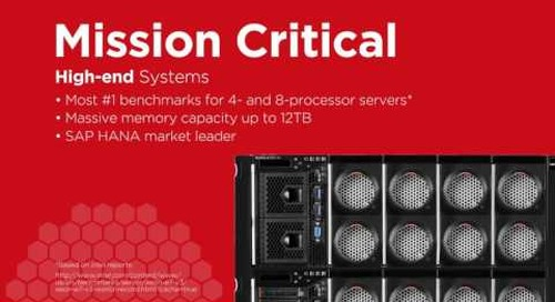 Unlock Your Data Center Potential with Lenovo Server, Storage & Networking