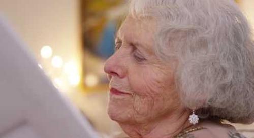 Jeanette Goldbaum, Providence Holy Cross Benefactor