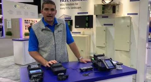 Nick talks new splicers and cleavers and CableTec 2018