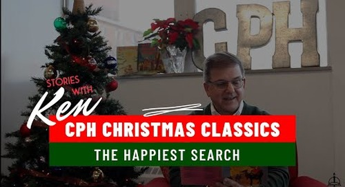 The Happiest Search | Children's Christmas Bible Story Book Read Aloud by Ken Ohlemeyer