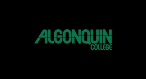 Dr. Kent MacDonald Unanimously Elected Algonquin's Seventh President