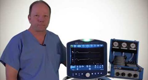 Puritan Bennett 980 Ventilator - Clinical - Leak Sync Software