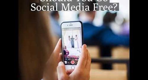 Unplugged Wedding   Should You Go Social Media Free?