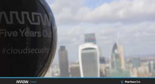 Arrow Security in the Cloud, from The Shard