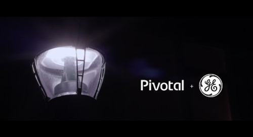 Pivotal + GE: City in the Cloud