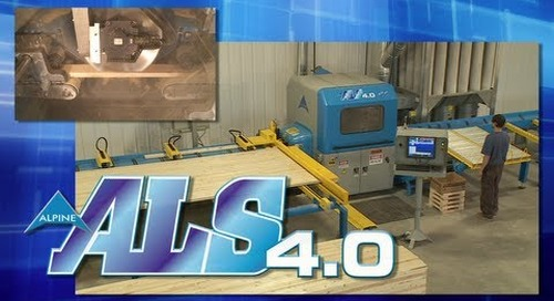 ALS 4 0 Linear Saw