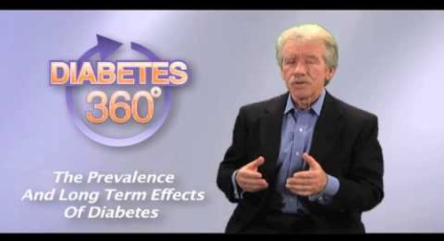 Diabetes 360 Ep 002 Prevalence Long Term FX