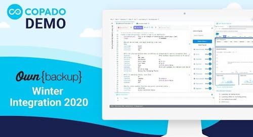 OwnBackup Integration Winter '20
