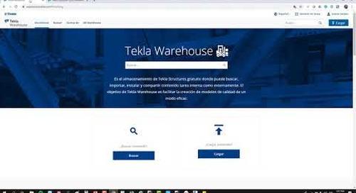 Descarga e Instalación de Tekla Structures